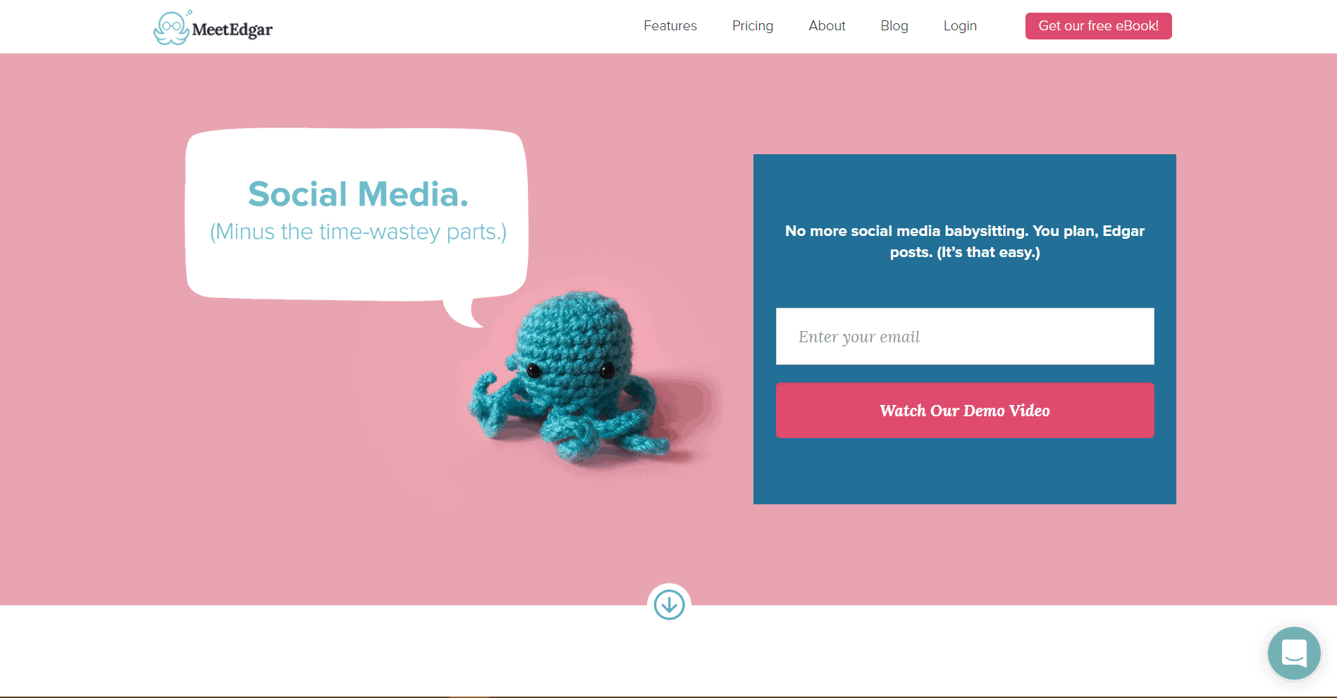 Meet Edgar Social Media Marketing Tool