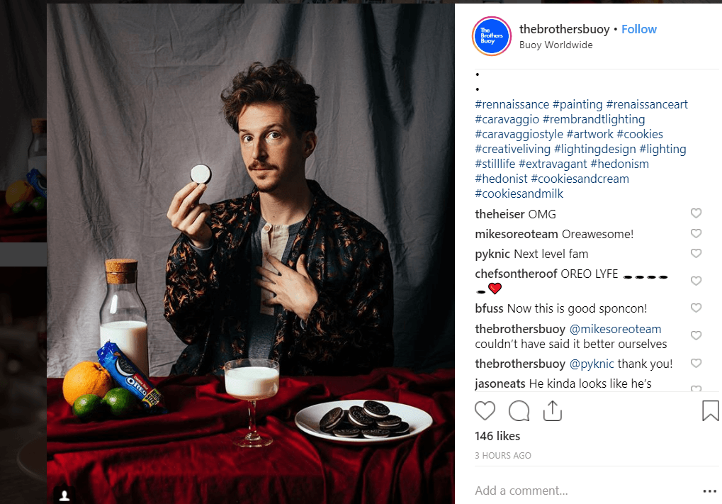The Brothers Buoy Monetize instagram