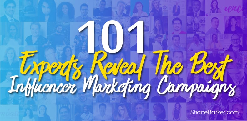 Experts Reveal The Best Influencer Marketing Campaigns