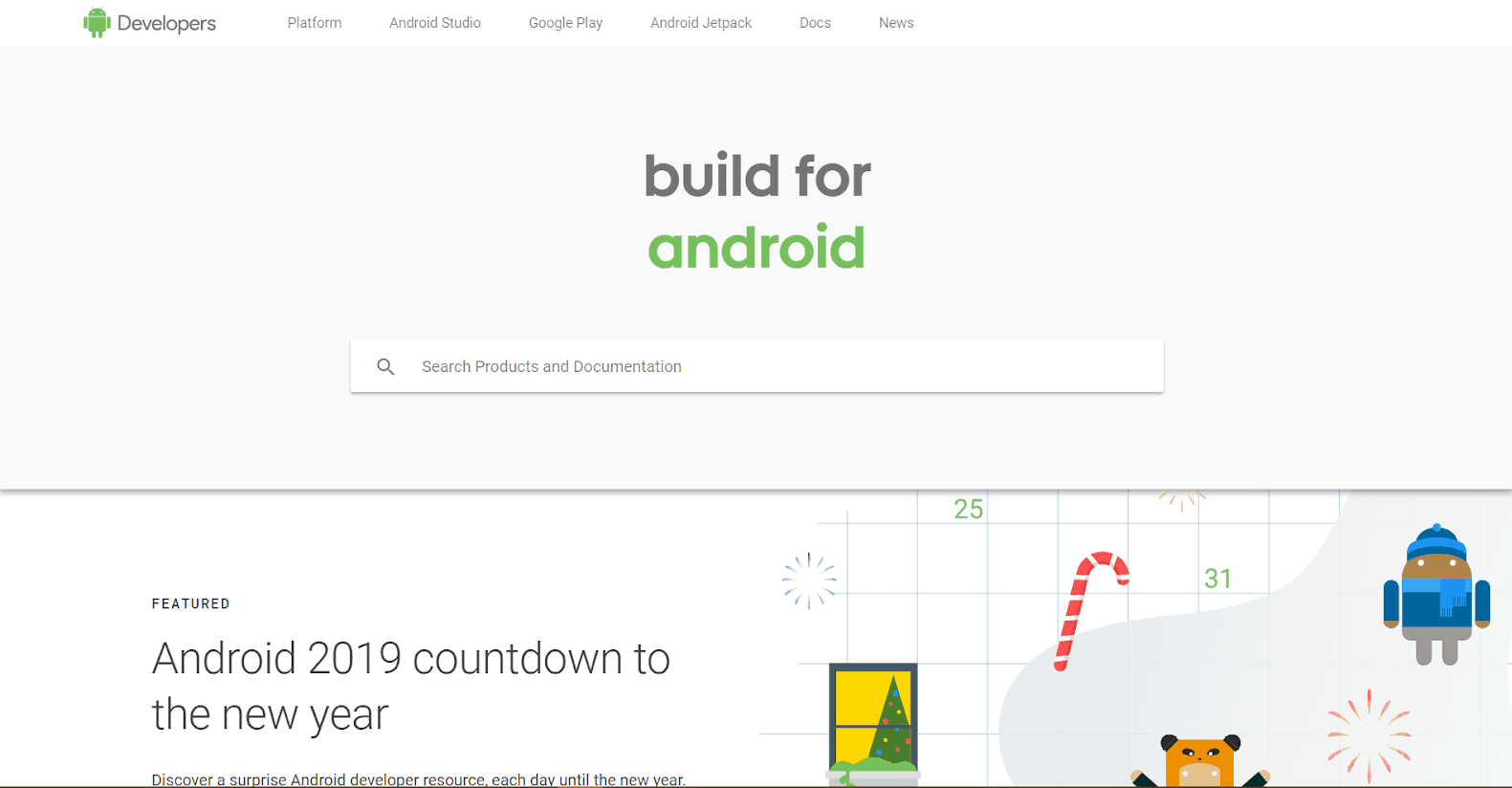 Android Developers Google Tools