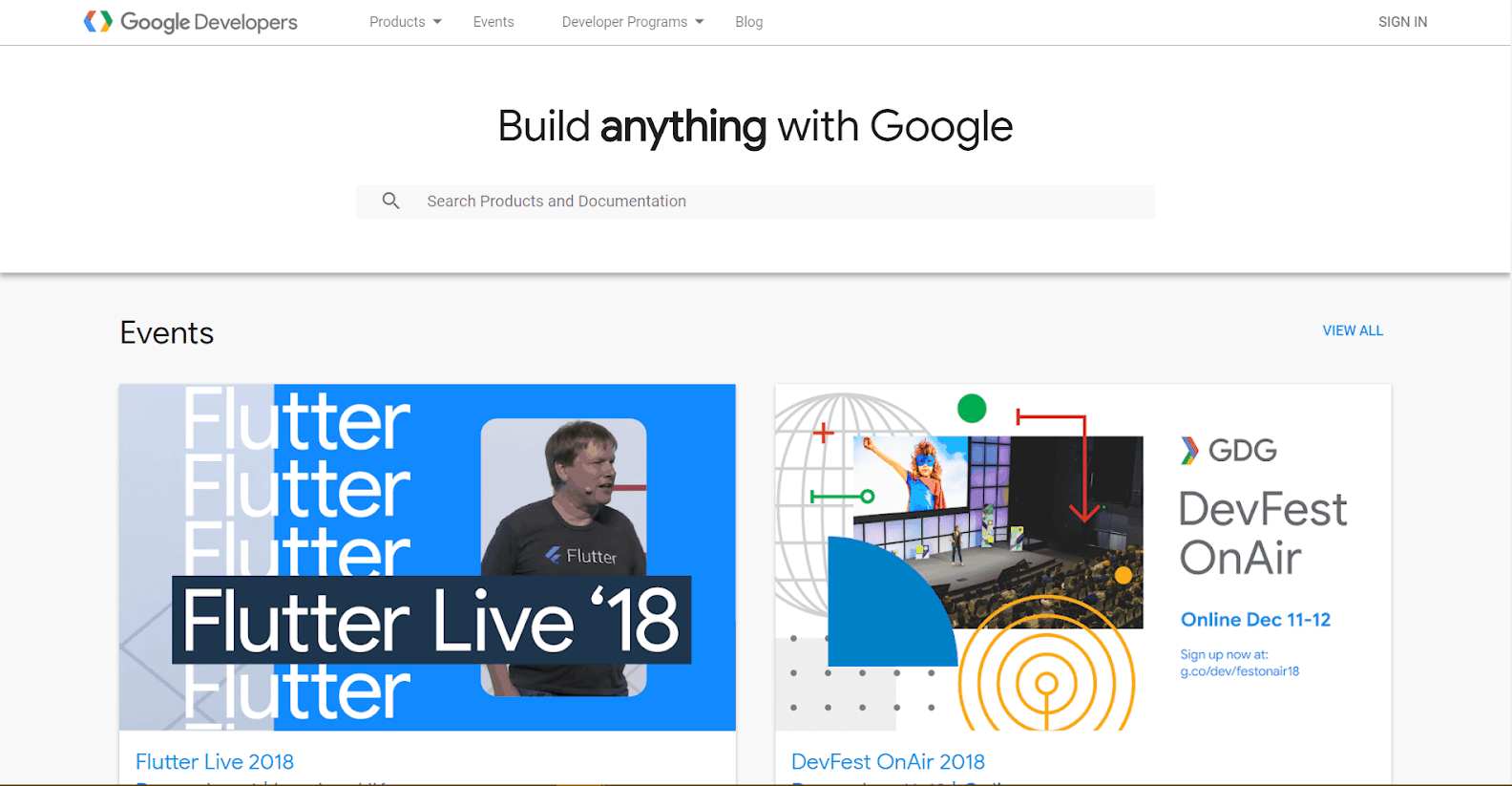 Free Google Tools for Developers