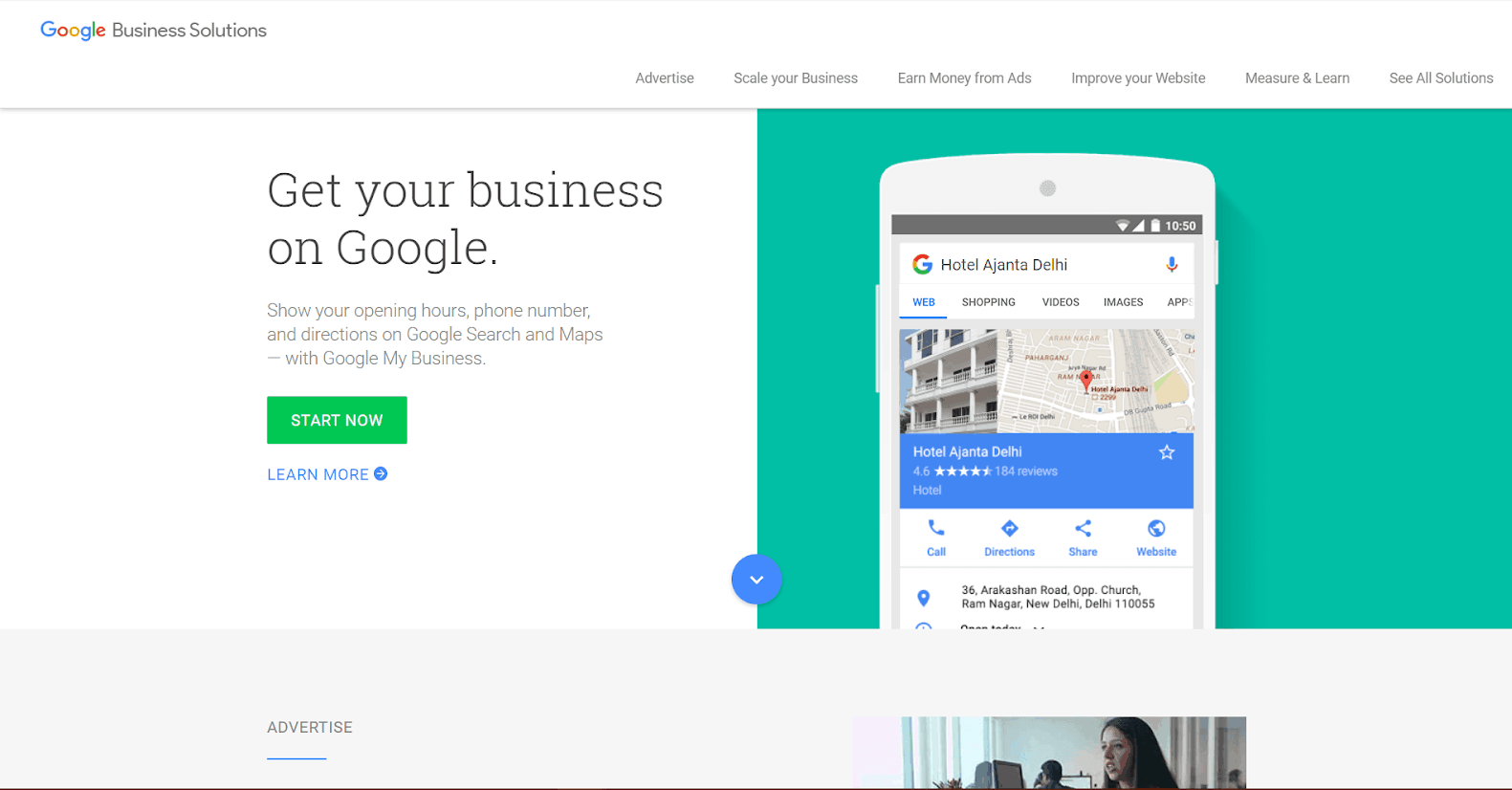 Google Business Solutions Tools