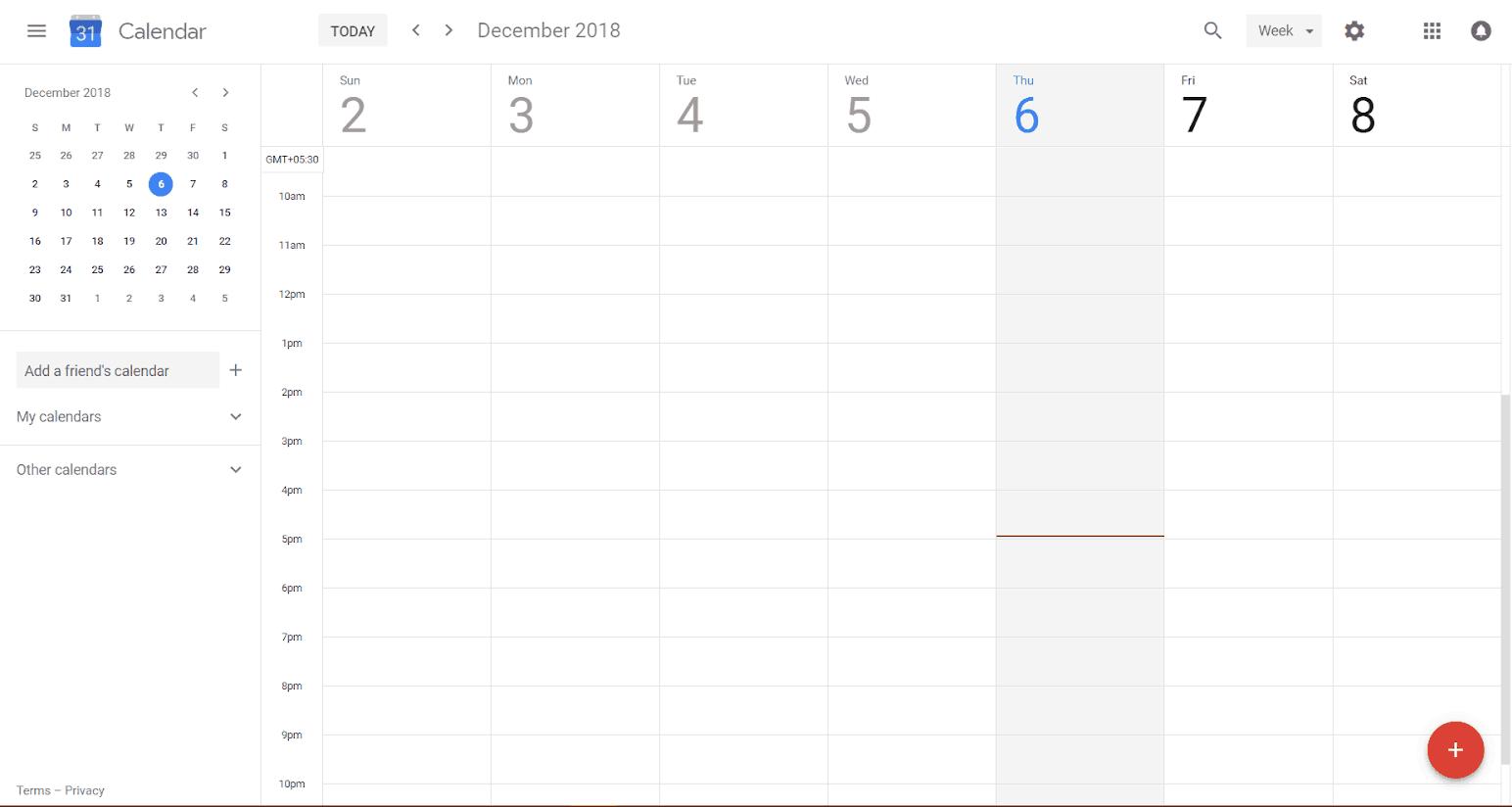Google Calendar Tools