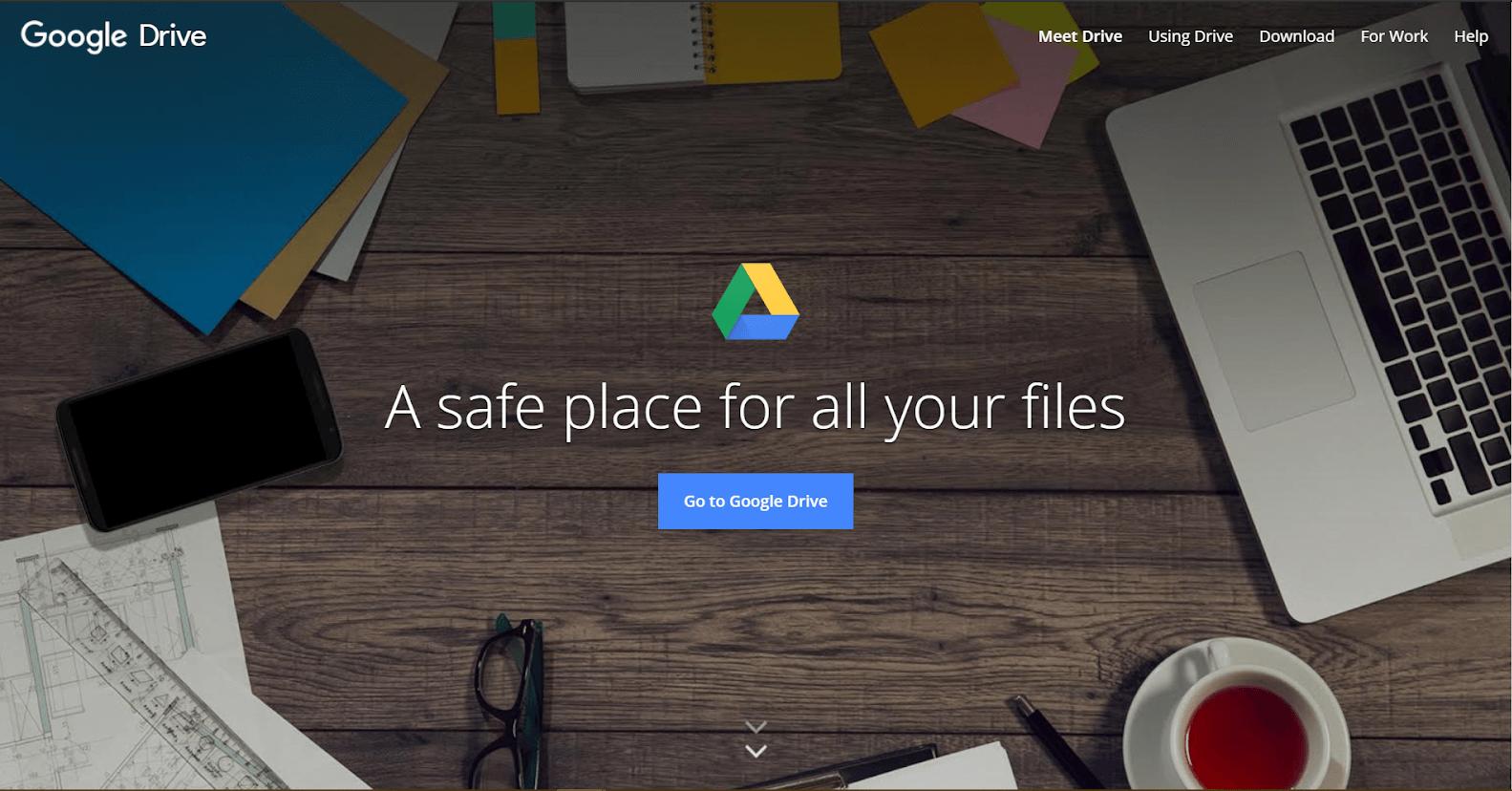 Google Drive Tools