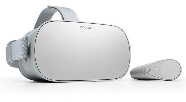 Oculus Go headset Analytics