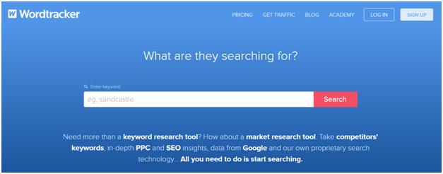 Wordtracker Best PPC Tools