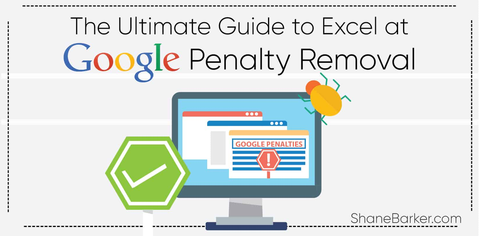 how to recover from google penalties