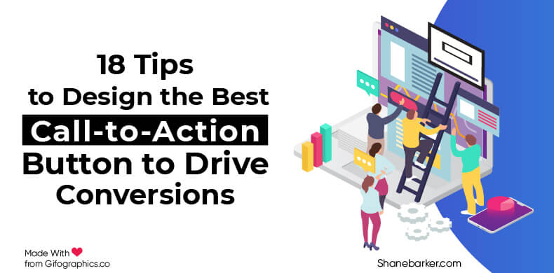 18 Tips to Design the Best Call-to-Action Button to Drive Conversions