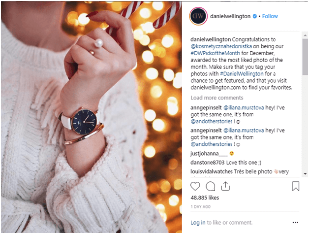DanielWellington What is Influencer Marketing