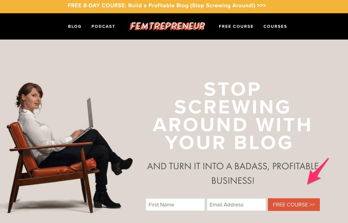 Femtrrepreneur Inbound Marketing for Startups