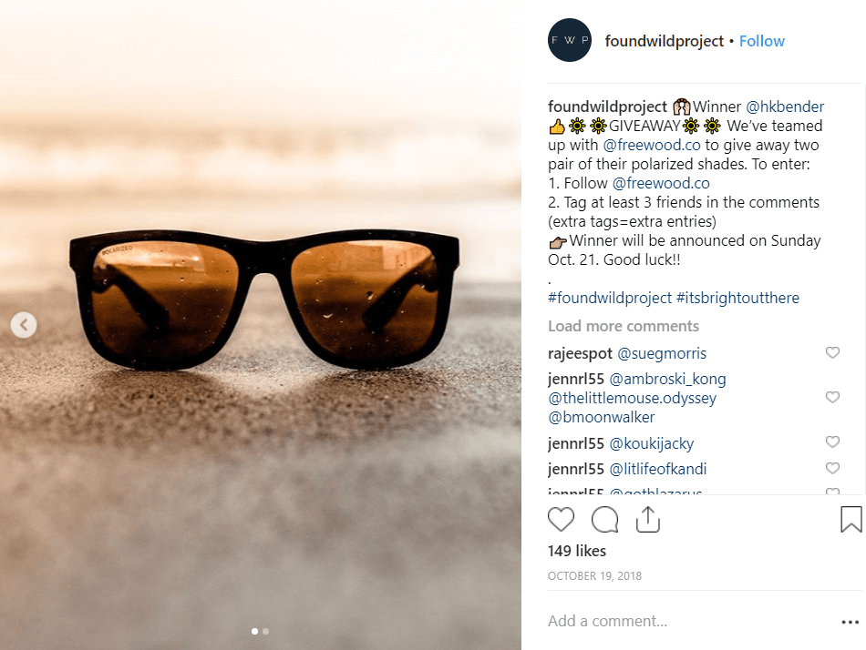 6 of the Best Instagram Giveaway Ideas (And How to Execute Them)