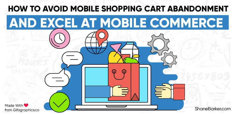 How to Avoid Mobile Shopping Cart Abandonment and Excel at Mobile Commerce-01