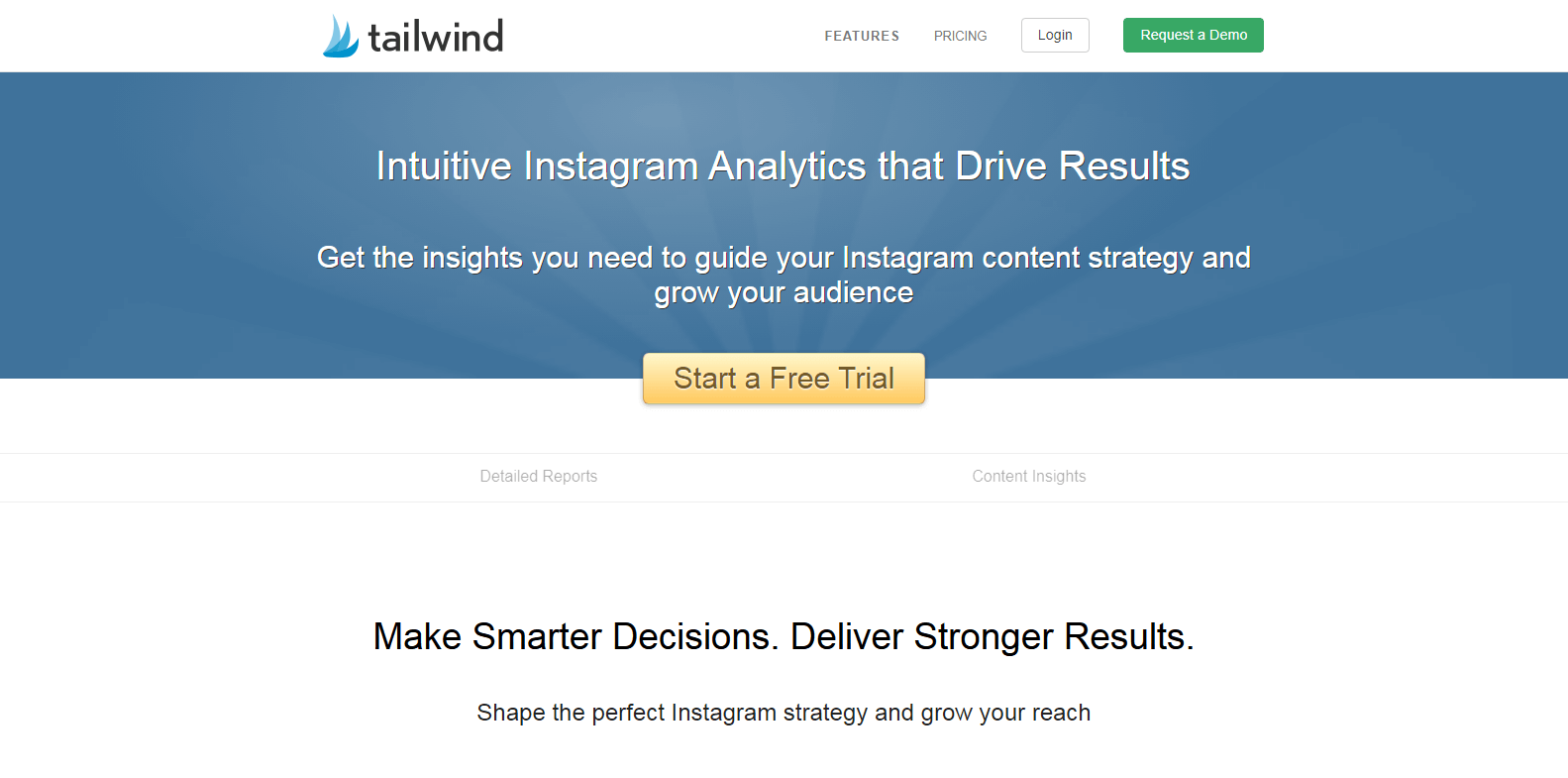 Tailwind Instagram Analytics Tools