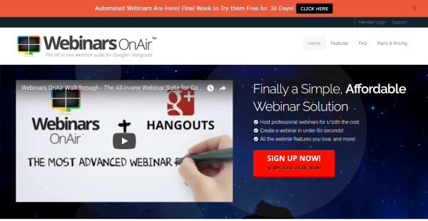 23 Webinar Hosting Websites You Need to Know in 2019 - Shane