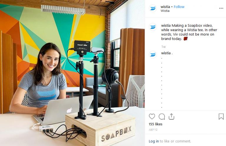 Wistia's B2B content marketing strategy