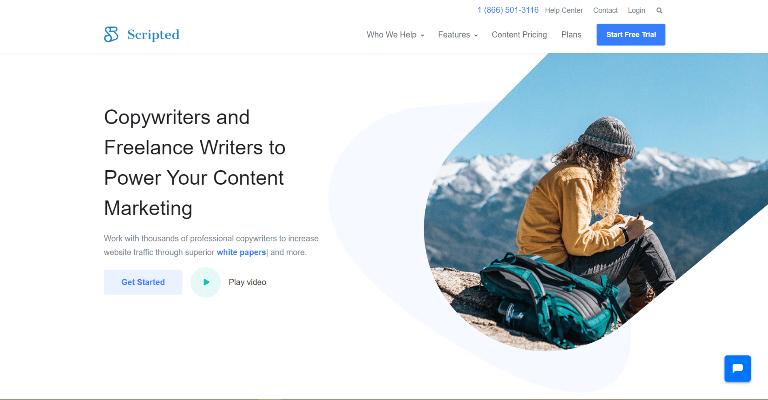 scripted Content Marketing Platforms