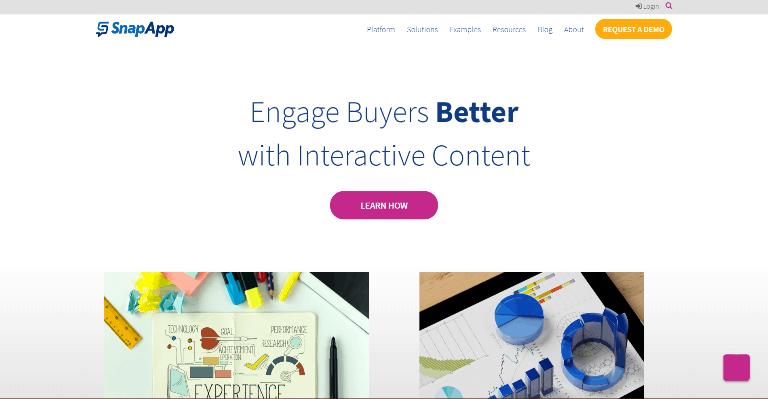 snapapp Content Marketing Platforms