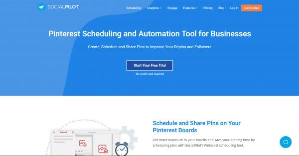 socialpilot pinterest tools