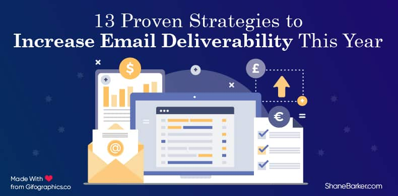 13 Proven Strategies to Increase Email Deliverability This Year