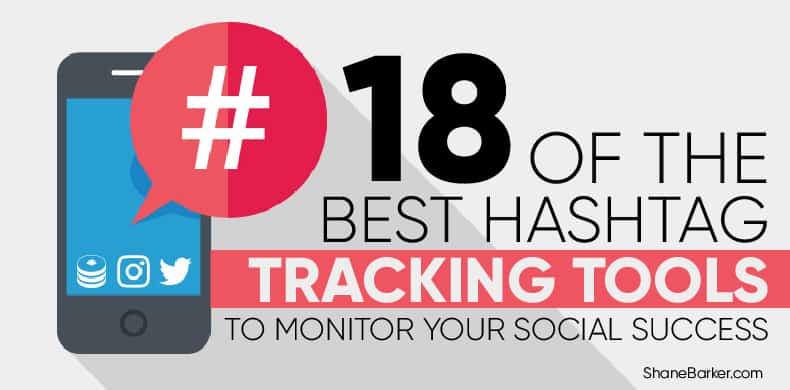 18 of the best hashtag tracking tools to monitor your social success
