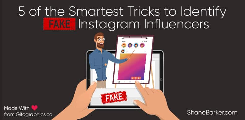 5 of the Smartest Tricks to Identify Fake Instagram Influencers