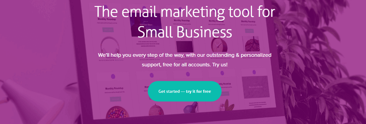 Cakemail Email Marketing Tool