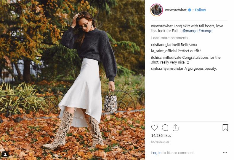 Danielle Bernstein Instagram Fashion Influencers