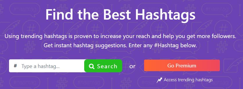 HashtagsForLikes Hashtag Tracking Tool