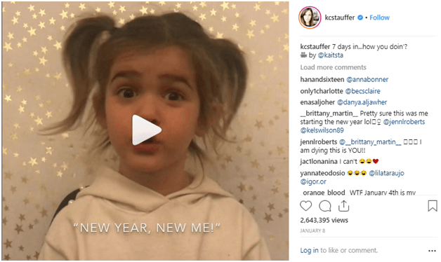 Katie Stauffer instagram How To Become An Influencer