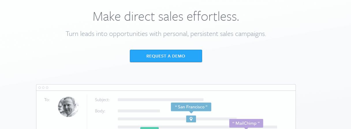 Sendbloom email marketing platform
