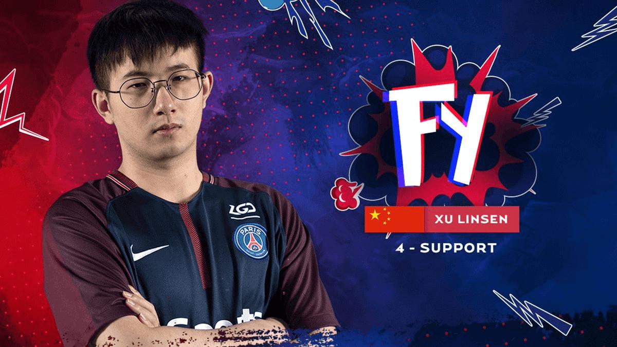 Xu Linsen eSports Influencers
