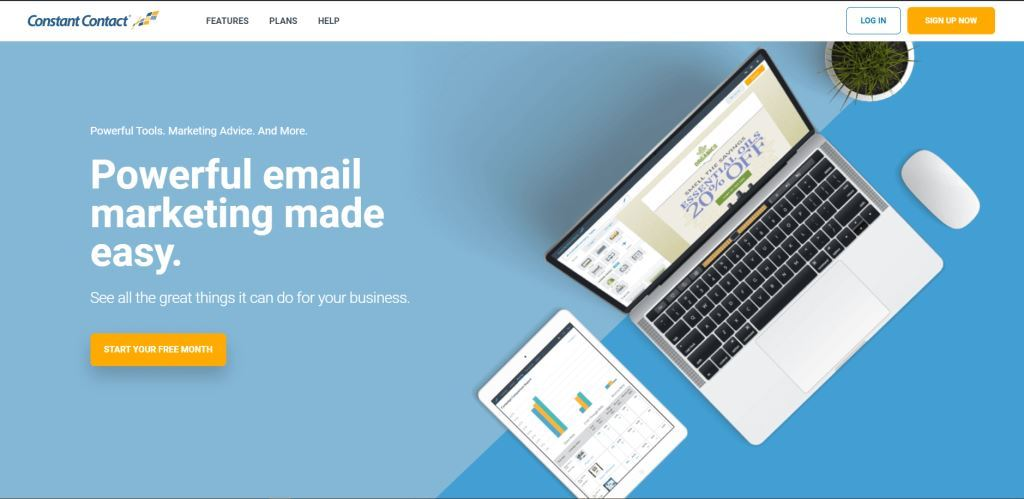 constantcontact Email Marketing Tool
