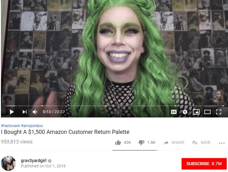 Bunny Meyer Female YouTubers