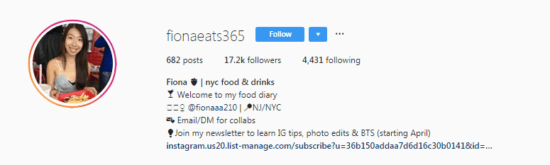 15 of the Most Popular Food Influencers You Should