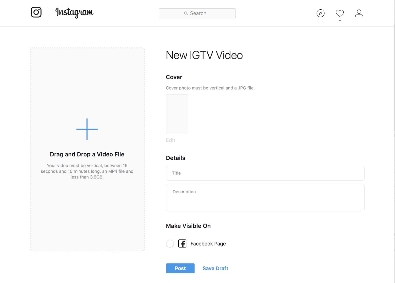 IGTV Instagram Problems