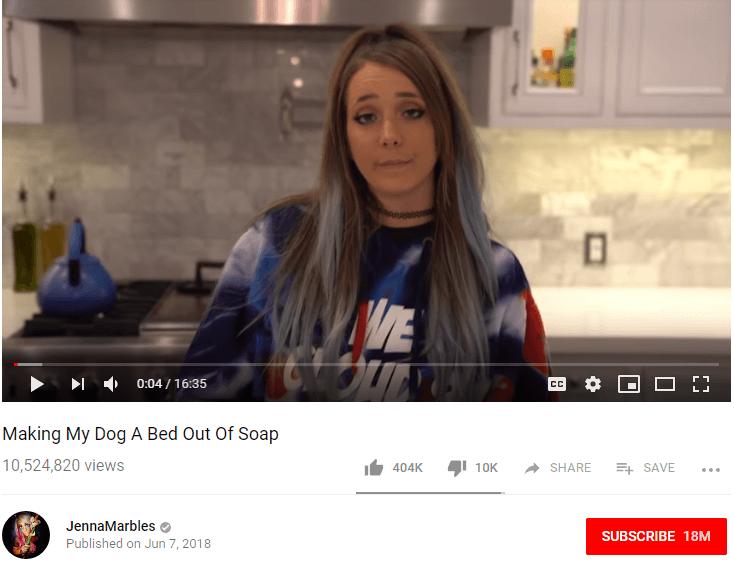 Jenna Marbles Female YouTubers
