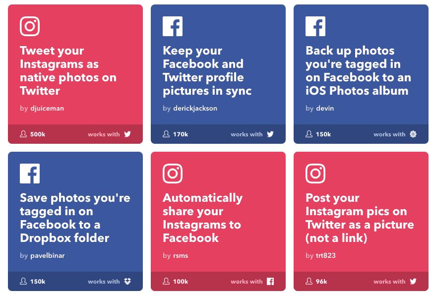 Posting Across Social Media Instagram Problems