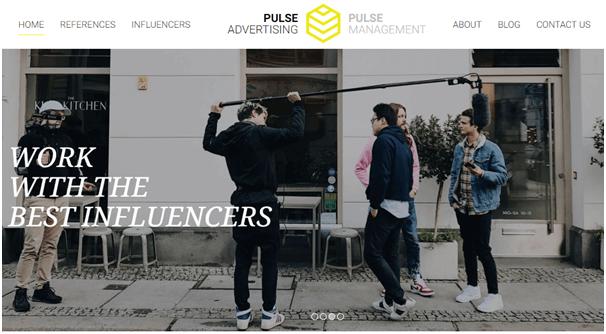Pulse Advertising Influencer Marketing Agencies