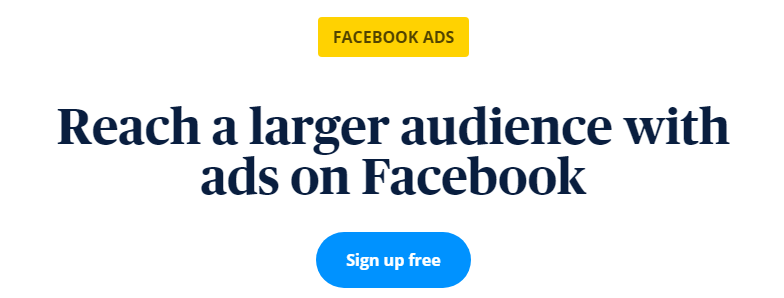 Sendinblue Facebook Marketing Tool