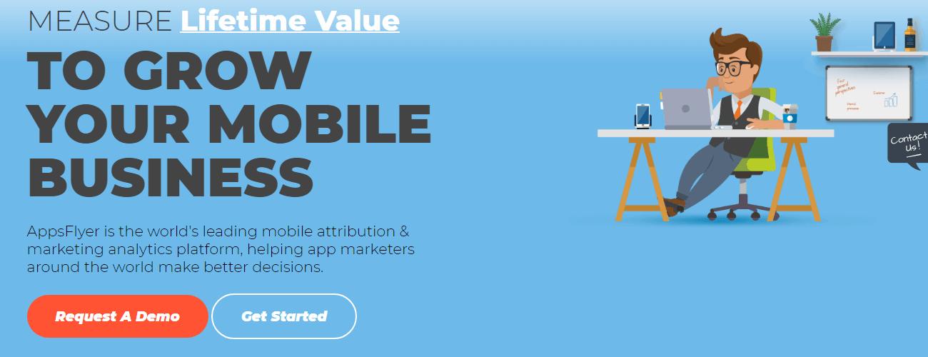 AppsFlyer Mobile App Marketing Tool
