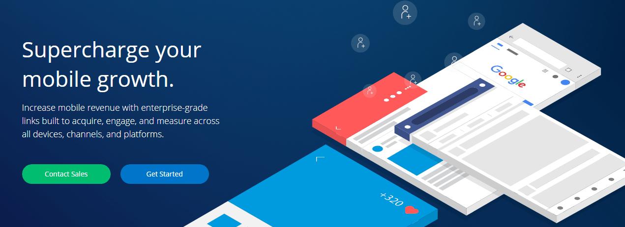 Branch Mobile App Marketing Tool