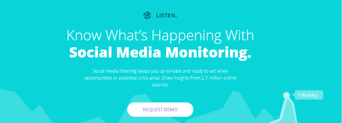 Falcon.io Social Media Monitoring Tool