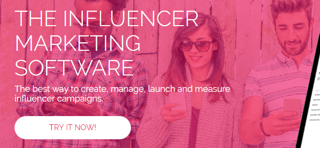 Influencity Influencer Marketing Platforms