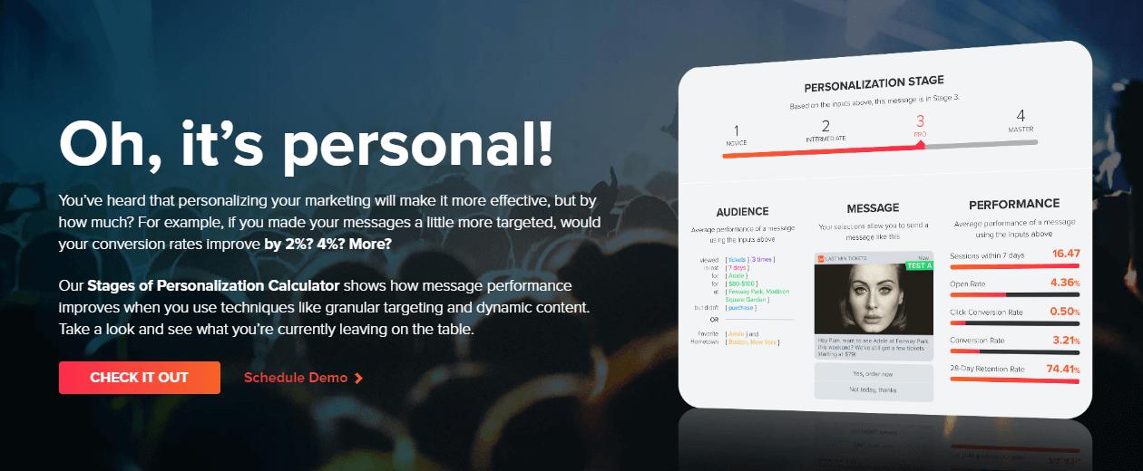 Localytics Mobile App Marketing Tool