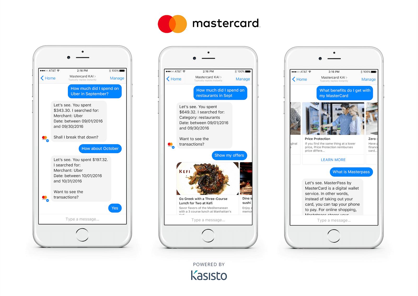 Mastercard Newsroom future of social media marketing