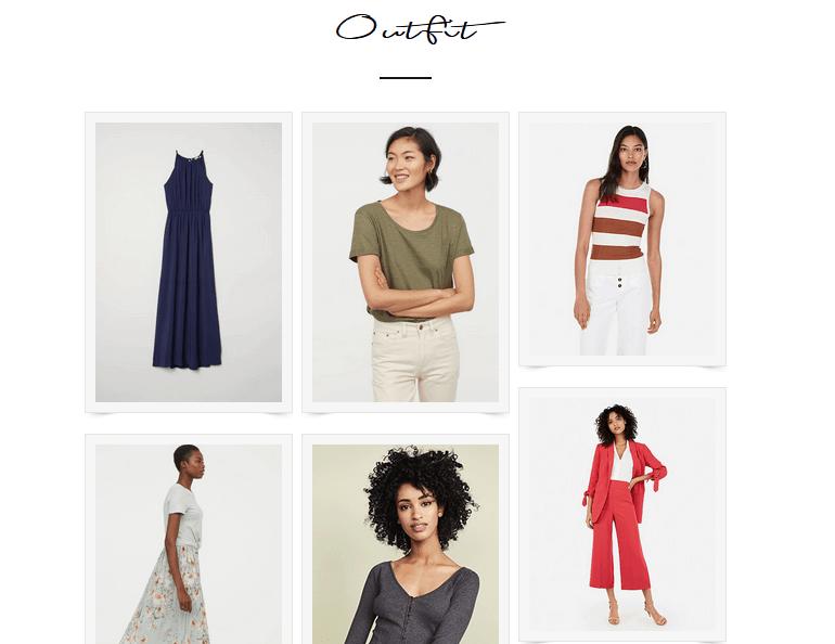 Simply Andreea fashion influencer marketing