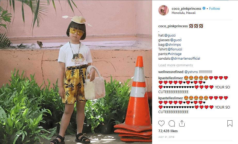 Team Up With Kid fashion influencer marketing