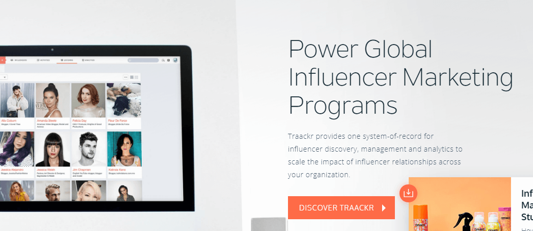 Traackr Influencer Marketing Platforms