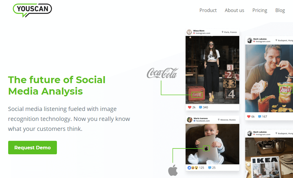 YouScan Social Media Monitoring Tool