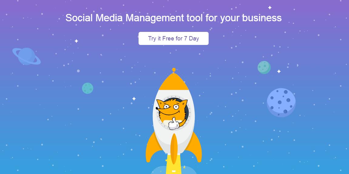 ZoomSphere Social Media Monitoring Tool